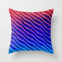 Freak Flag Throw Pillow