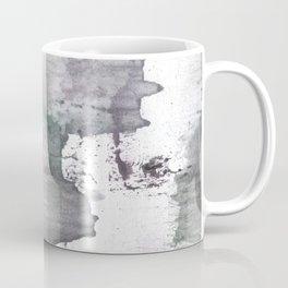 Gray hand-drawn wash drawing design Coffee Mug
