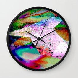 Paper Planes: I Wall Clock