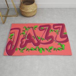 Jazz music Rug