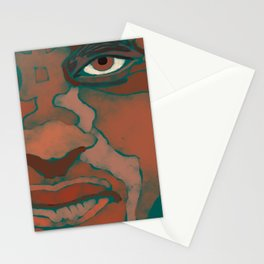 Man of Mozambique Stationery Cards