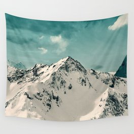 Snow Peak Wall Tapestry