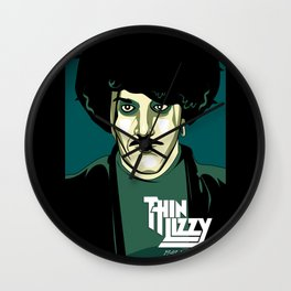 Rockarture ICON|The Real Thin Lizzy II Wall Clock
