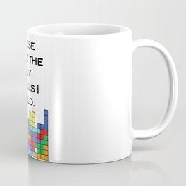 Build bridges, not walls Coffee Mug