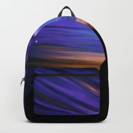 ESCAPE - Pyramids Silhouette Backpack