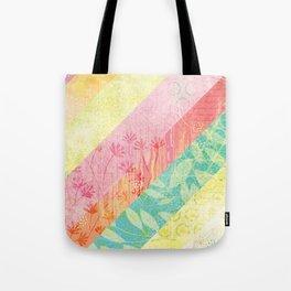 Whim Stripes Tote Bag