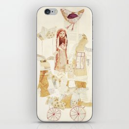 Harmonie-Transport iPhone Skin