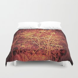 Buried Alive Duvet Cover