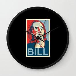 "Kill Bill ""Hope"" Poster Wall Clock"