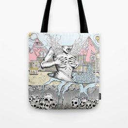 Alternative Reality 2018 Tote Bag