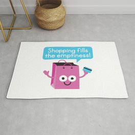 Retail Therapy Rug