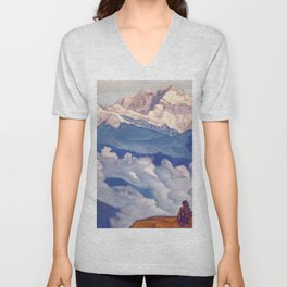 Pearl Of Searching - Digital Remastered Edition Unisex V-Neck