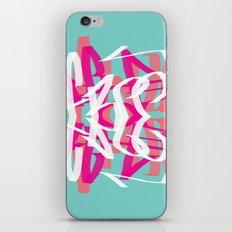 You Are Free iPhone & iPod Skin