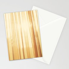 Yellow light Stationery Cards