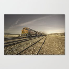 Arizona Freight  Canvas Print