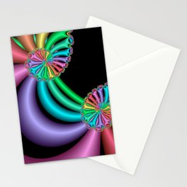 life is colorful -8- Stationery Cards