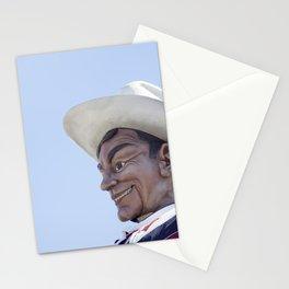 Big Tex 3 Stationery Cards