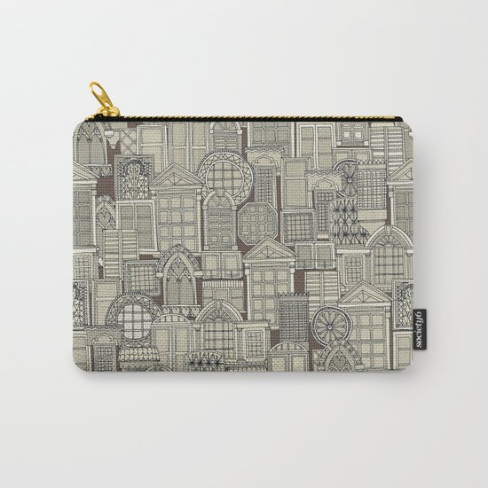 windows umber Carry-All Pouch