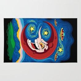 Hilda Berg - Starry Night Rug