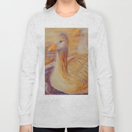 Duo of tenderness | Duo de tendresse Long Sleeve T-shirt