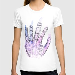 Leaking Purple T-shirt