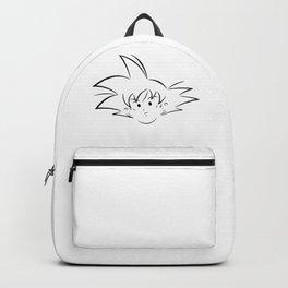 Saiyan Goku Backpack