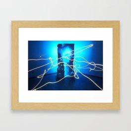 FollowMe Framed Art Print
