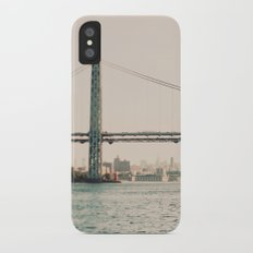 Travelers and Dreamers Slim Case iPhone X