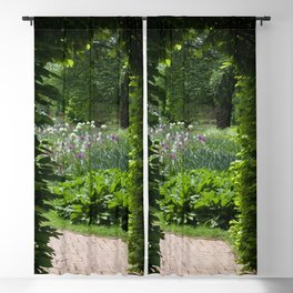 Garden Path Blackout Curtain