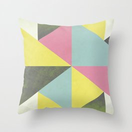 What's Your Angle Throw Pillow