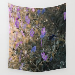 The Ordinary Wayside Flower Wall Tapestry