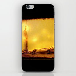 By Candlelight iPhone Skin