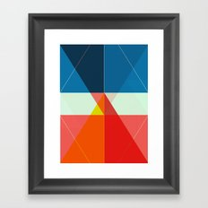 ‡ T ‡ Framed Art Print