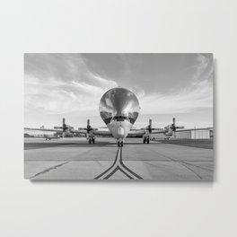 Super Guppy Metal Print
