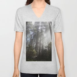 A Spectacle Too Much Unisex V-Neck