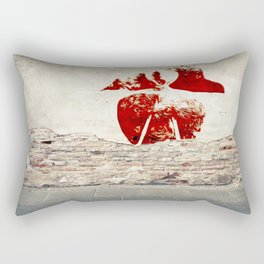 Adobe Angel II Rectangular Pillow