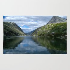 Rondane - Rondevannet  Norway Rug