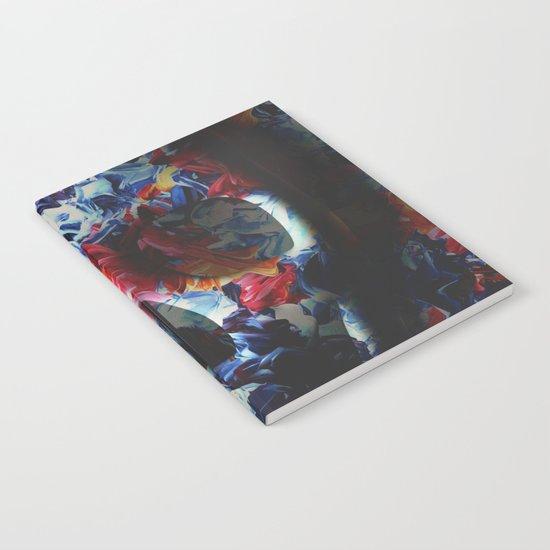 Skull (light version) Notebook
