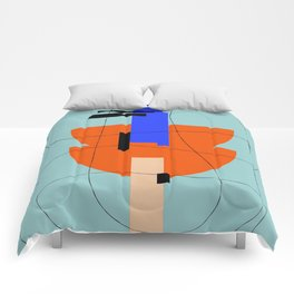 HILO GEOMETRICO 2/2 Comforters