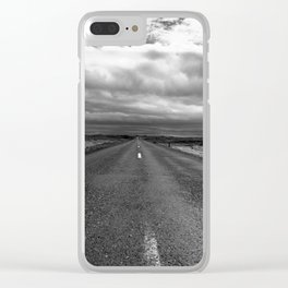 Ready for a Change Clear iPhone Case