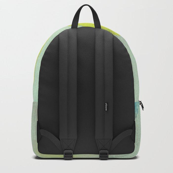 Sunny iris 5 Backpack