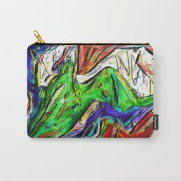 Misunderstood - Texture 7 Carry-All Pouch