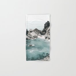 California Beach Hand & Bath Towel