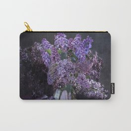 You Had Me At Purple Carry-All Pouch