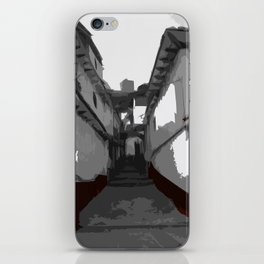 Town Alley iPhone Skin