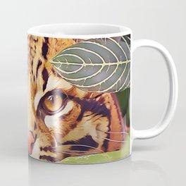 Ocelot Coffee Mug