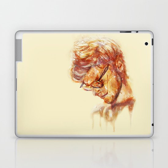 I Knew It Laptop & iPad Skin