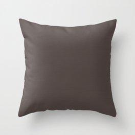 """""""Porstroke Taupe (Pattern)"""" Throw Pillow"""
