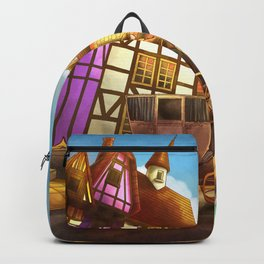 The Bavarian Village Backpack