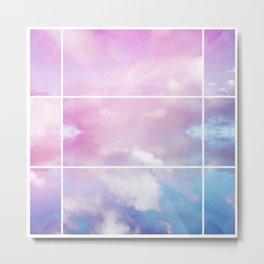 Pastel Sky II Metal Print